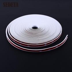 лента для отделки дисков белая молдинг лента для отделки салона и кузова